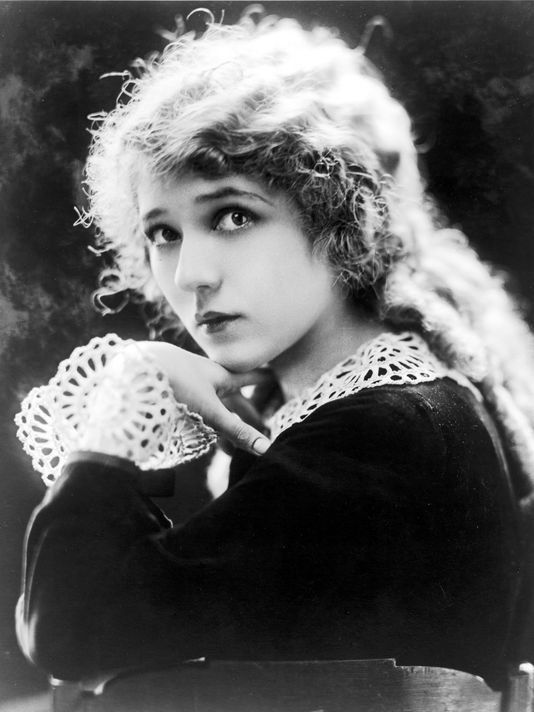 mary pickford ingenue
